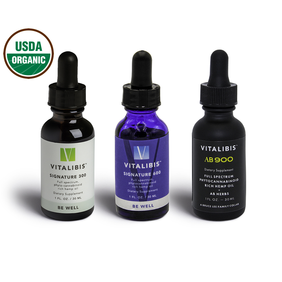 Best Selling Organic CBD Oil